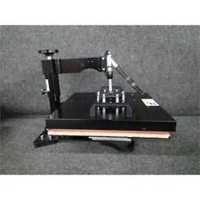 Dual Display Heat Transfer Press Machine Dgn, 110V, 14W, for T-Shirt/Hat/Mug*