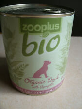Hundefutter zooplus bio Organic Duck with Courgette 5x800 g