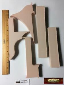 M00132-046 MOREZMORE 1 lb Scrap Precision Board Plus HDU Sign Foam Model Making