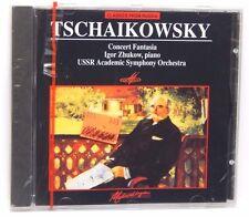 Tchaikovsky: Concert Fantasia; Suite no.4 (Melodiya) Zhukow, Svetlanov, Kitaenko