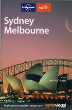 """"""" Sydney Melbourne """" città dell'AUSTRALIA - Pubblicazione speciale x Genteviaggi"""