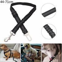 Hunde Auto Sicherheitsgurt Hundegurt elastische Anschnallgurt für Hundegeschirr