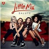 LITTLE MIX - SALUTE - CD ALBUM - MOVE / LITTLE ME / TOWERS / MR LOVERBOY +