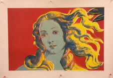 Andy Warhol - Birth of Venus (red) - 1984 - 1995 - Offset/Poster