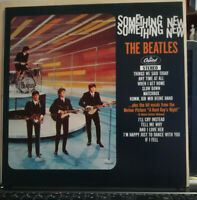THE BEATLES SOMETHINH NEW SOMETHING NEW  - 33 GIRI VINILE CAPITOL 1978 ST 2108