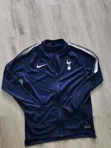 Nike Tottenham Hotspurs Dry Squad Jacket Training 918546-429 Blue Men's M