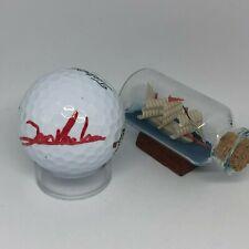 Jon Rahm signed Masters Logo Golf Ball JSA COA PGA Golfer A1068