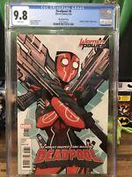 Deadpool 8 Cgc 9.8 Wu Variant Woman of Power Deadpool 2099 26 On census