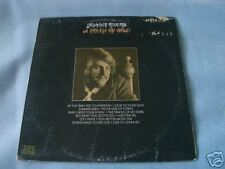 VINTAGE LP ALBUM JOHNNY RIVERS A TOUCH OF GOLD