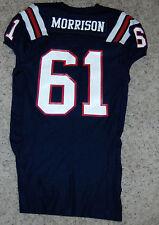 Samford Russell Football Jersey size Large
