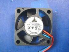 AFB0305HA DELTA ELECTRONICS 5VDC FAN, 30mm x 10mm