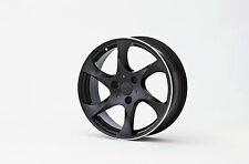 Lorinser Speedy smart Roadster 452 schwarz mattschwarz Satz Alufelgen 17 Zoll