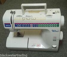 WHITE JEANS MACHINE 1999 SEWING MACHINE