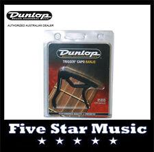 Jim Dunlop Trigger Capo J85B for banjo. Black NEW 85BB