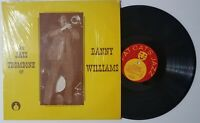 Danny Williams THE JAZZ TROMBONE - Fat Cat Jazz FCJ182 - Vinyl LP - NM RaRe