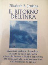 ELIZABETH B. JENKINS - IL RITORNO DELL'INKA