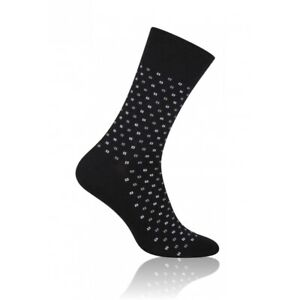SMALL SQUARES Mens Coloured Cotton Rich Socks, Colourful Socks, Fun Socks