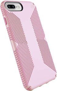 Speck Products Presidio Grip for iPhone 8 Plus, 7 Plus, 6S Plus, 6 Plus Pink