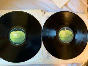 The Beatles- WHITE ALBUM (Numbered - 289925?) Read Description. Original apple