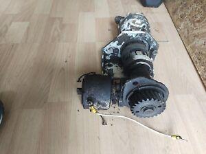 Bobcat 610 600 wisconsin vf4d vh4d hydraulic pump