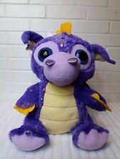 "Peek a Boo Toys Purple Dragon Stuffed Animal Plush 15""                     (A16)"