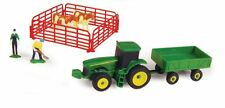 John Deere - 10 Piece Farm Set