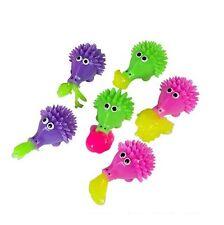 (6) Hedgehog Slime Suckers Sensory Fidget Toys ADHD Autism Stress Relief