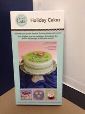 Cricut Cartridge - Holiday Cakes - Gently Used - Complete!