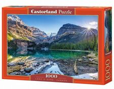 Puzzle 1000 teile - see O'hara Kanada Von Castorland