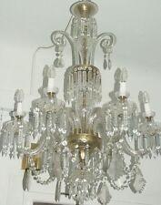Kronleuchter Lüster Deckenlampe Deckenlüster Schloss Hotel Villa Kristallleuchte