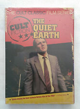 The Quiet Earth (DVD, 2008, The Cult Classic Film Series) RARE!! New and Sealed!