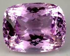 77.5cts~Flawless~Top Cushion Cut~ Soft Pink Kunzite