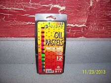 Gallery Oil Pastels - Fluorescent Colors - Brand New