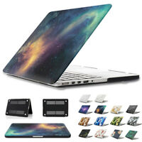 """For Macbook Air 11.6""""/13.3"""" Pro13/15 Retina 12inch Marble Hard Shell Case Cover"""