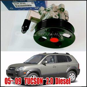Hyundai 2006-2009 Tucson  Power Steering Oil Pump 57100-2E300 , 57100-2E200
