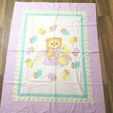 """Tela patchwork//Craft 100/% algodón-cuna del panel de 31/"""" X 44/"""" a la granja"""