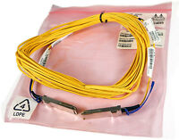 HP Mellanox 20M 4X DDR/QDR QSFP IB Cable New 498386-B27 LUX5010A-CN-020