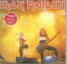 IRON MAIDEN Running Free w/ SANCTUARY LIVE 5000 MADE 7 INCH vinyl 45 SEALED 2014