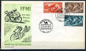 SPANISH MOROCCO (IFNI). 1964. FIRST DAY COVER.
