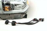 Toyota Tundra OEM LED Headlight Conversion Harness 2014 2015 2016 2017 2018 2019