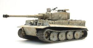 ARTITEC WWII WY Tiger I 1943 Winter 1/87 FINISHED MODEL TANK