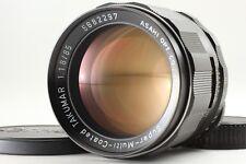 [NEAR MINT-] PENTAX SMC TAKUMAR 85mm F/1.8 M42 mount MF Lens from Japan #783
