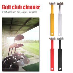 Golf Club Groove Sharpener/Cleaner 6 Multi Blades Golf Accessories. UK Supplier