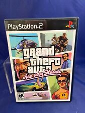 Playstation 2 Grand Theft Auto Vice City Stories Gta Ps2 Complete Cib!