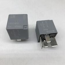 13500113 PA66-GF30 12VDC GM9812 4 Pins GM Automotive Relay x10PCS