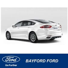 REAR TAILGATE SPOILER PACKAGE - UNPAINTED SUITS FORD MD MONDEO HATCH