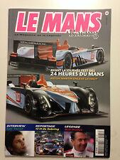 LE MANS RACING N°66 2011 AVANT LA JOURNEE TEST DES 24 HEURES