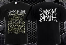 NAPALM DEATH-NEW T-SHIRT MEN'S-DTG PRINTED TEE SIZE-S/ 7XL