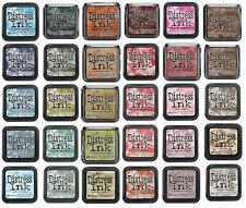 """Tim Holtz Ranger Original Distress 3"""" Stamp Pads"""