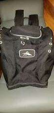 DELUXE HIGH SIERRA SKI BOOT AND AND BACK PACK TRAVEL BAG
